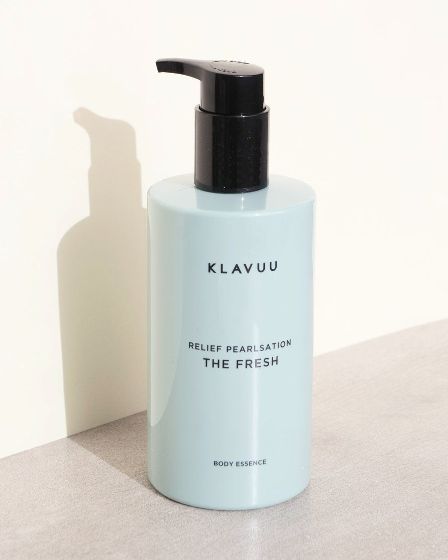 KLAVUU Relief Pearlsation Body Essence - The Fresh, body lotion, skincare, skin care