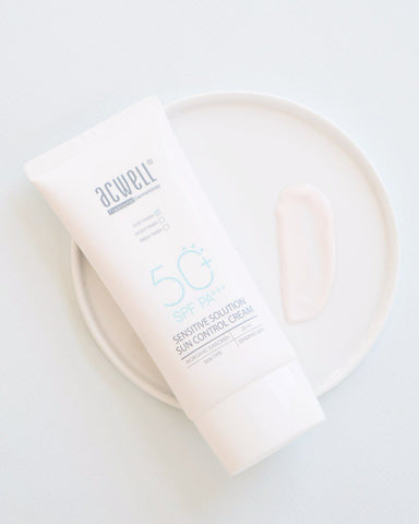 Sensitive Solution Sun Control Cream