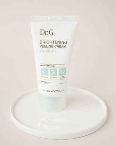 DR G Brightening Peeling Cream
