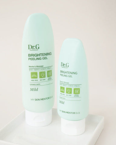 My Skin Mentor DR G Brightening Peeling Gel Exclusive Set, skincare, skin care, clean beauty