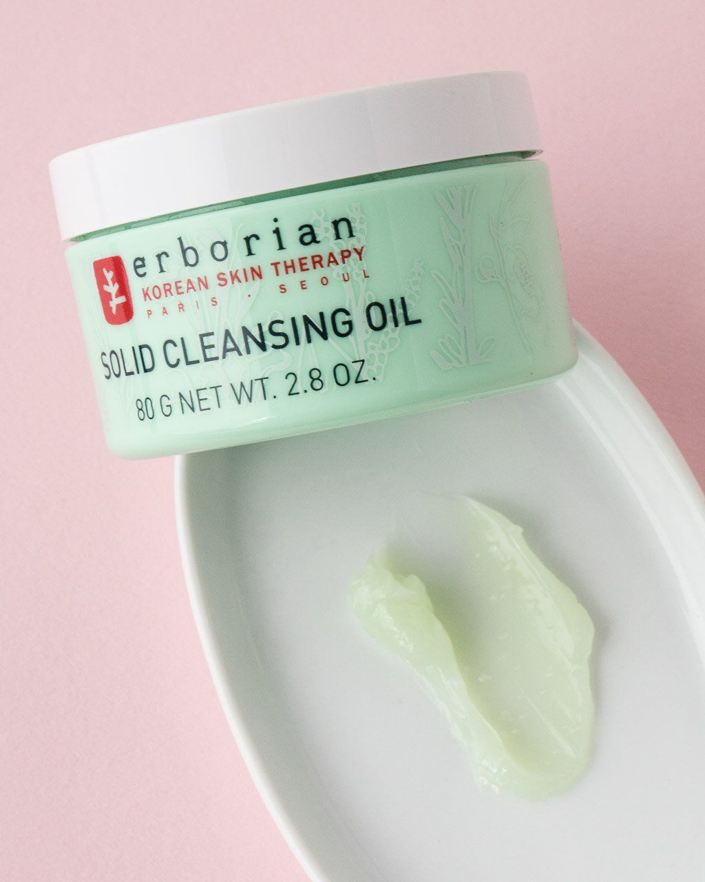 ERBORIAN Solid Cleansing Oil, cleanser, skincare, skin care