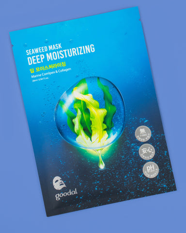 Seaweed Deep Moisturizing Mask