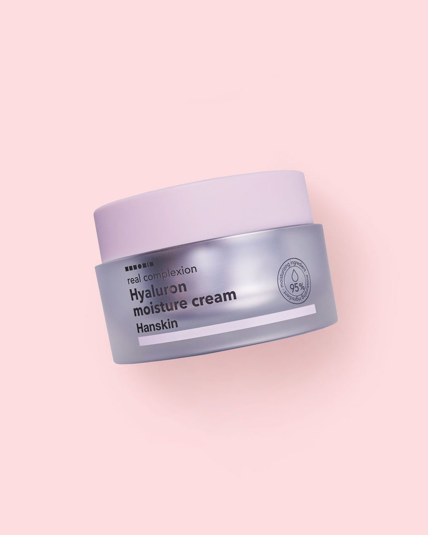 Real Complexion Hyaluron Moisture Cream