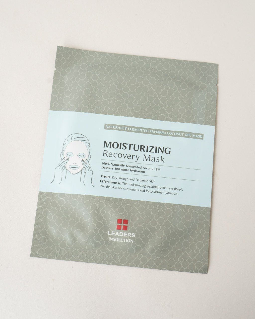Moisturizing Recovery Mask Packaging