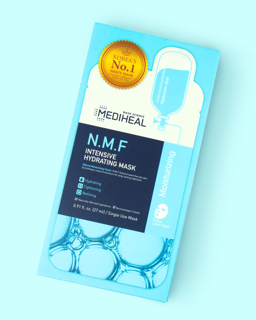 Mediheal N.M.F Intensive Hydrating Mask- box
