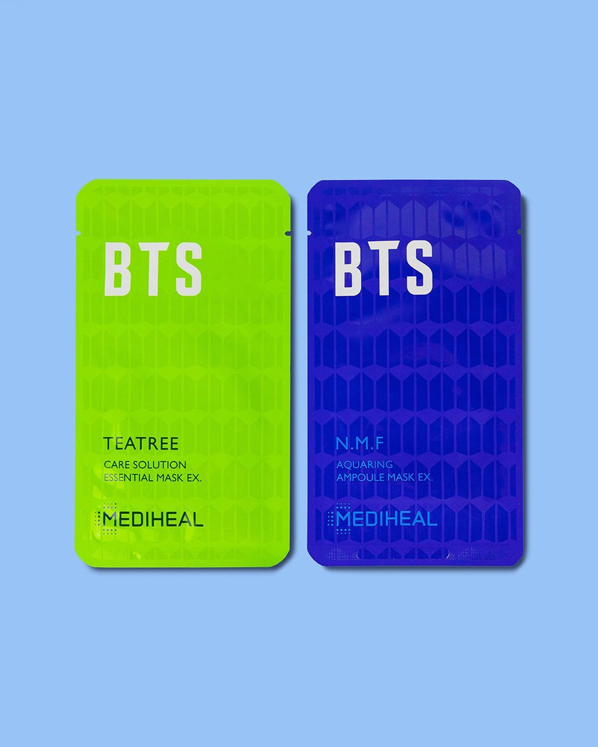 MEDIHEAL x BTS Hydration Care Special Set