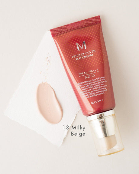 bb cream missha perfect cover review