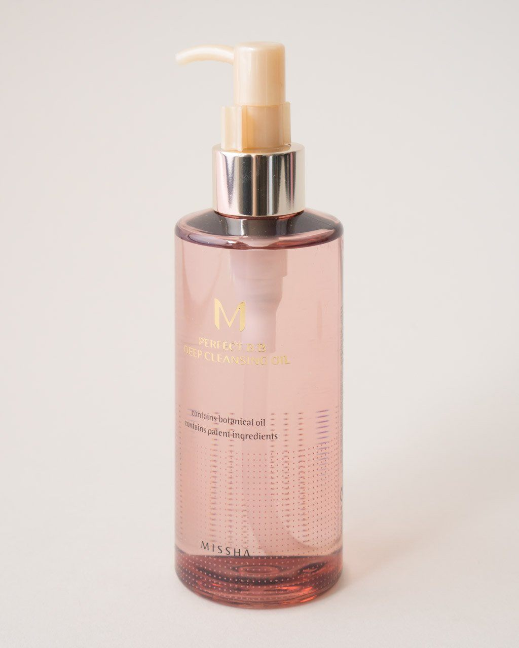 MISSHA M Perfect BB Deep Cleansing Oil, cleanser, skincare, skin care