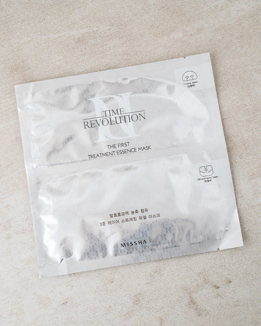MISSHA First Treatment Essence Mask, skincare, skin care
