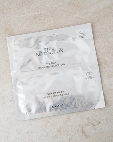 MISSHA First Treatment Essence Mask