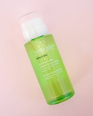 Super Aqua Mini Pore Tightening Toner