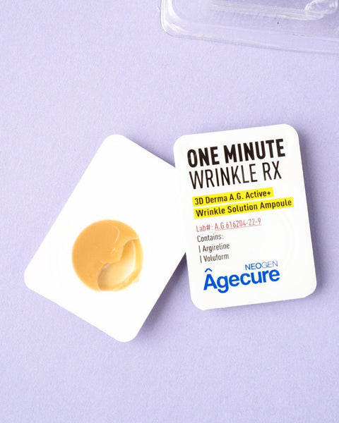 Agecure One Minute Wrinkle RX