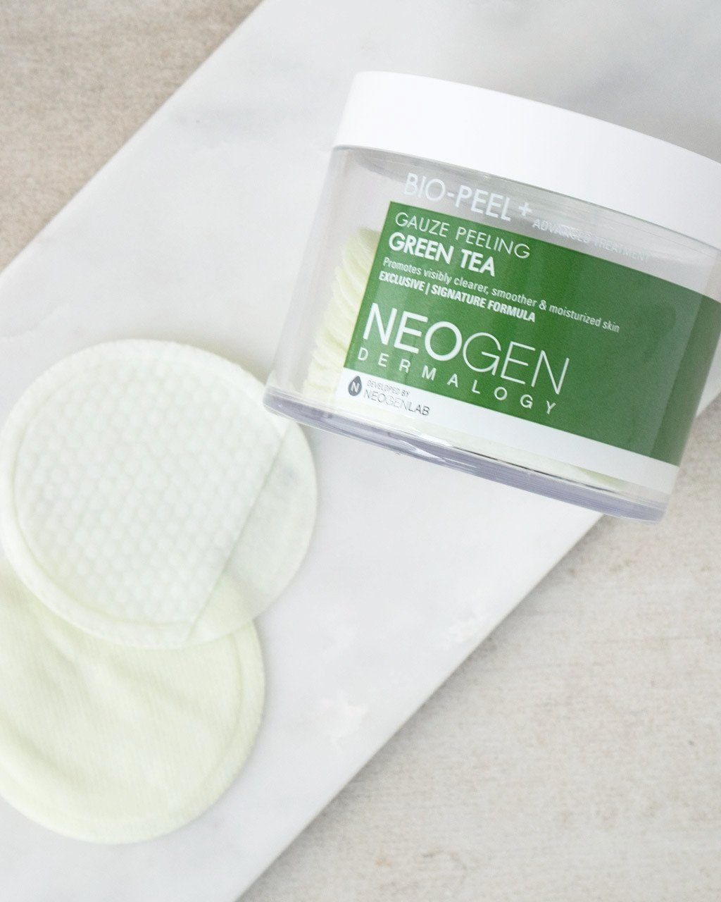 Bio-Peel Gauze Peeling Green Tea Product Picture