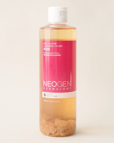 NEOGEN Real Flower Cleansing Water—Rose, skincare, skin care