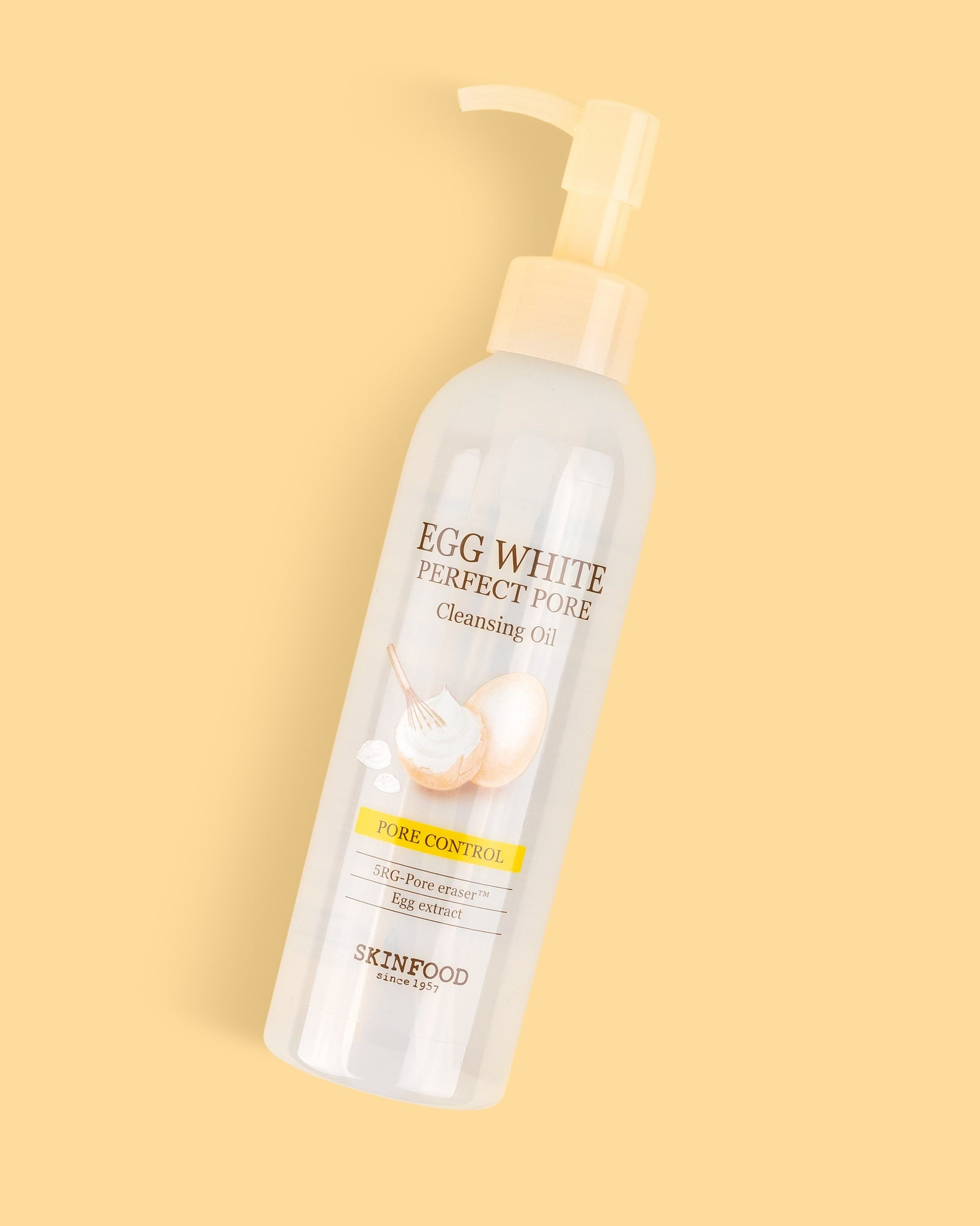 Egg White Perfect Pore Cleansing Oil