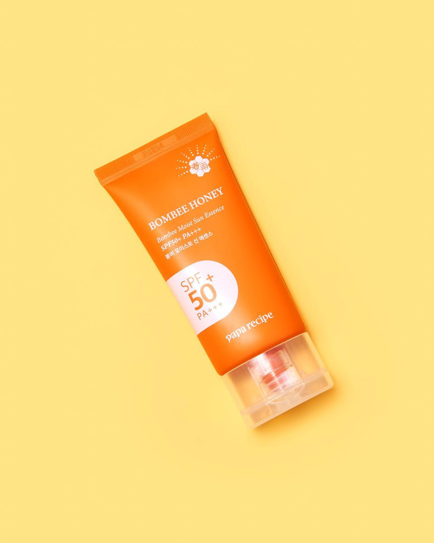 Bombee Moist Sun Essence SPF 50+ PA+++ Product
