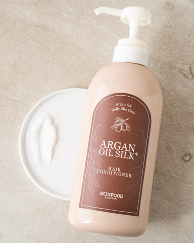 SKINFOOD Argan Oil Silk Plus Conditioner