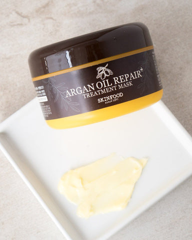 SKINFOOD Argan Oil Repair Plus Treatment Mask