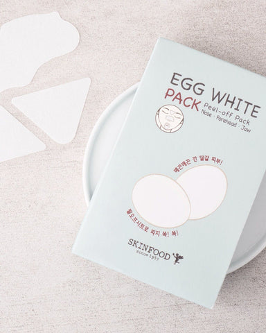 SKINFOOD Egg White Pack (Peel Off Pack)