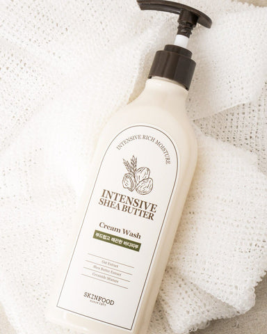 SKINFOOD Intensive Shea Butter Cream Wash