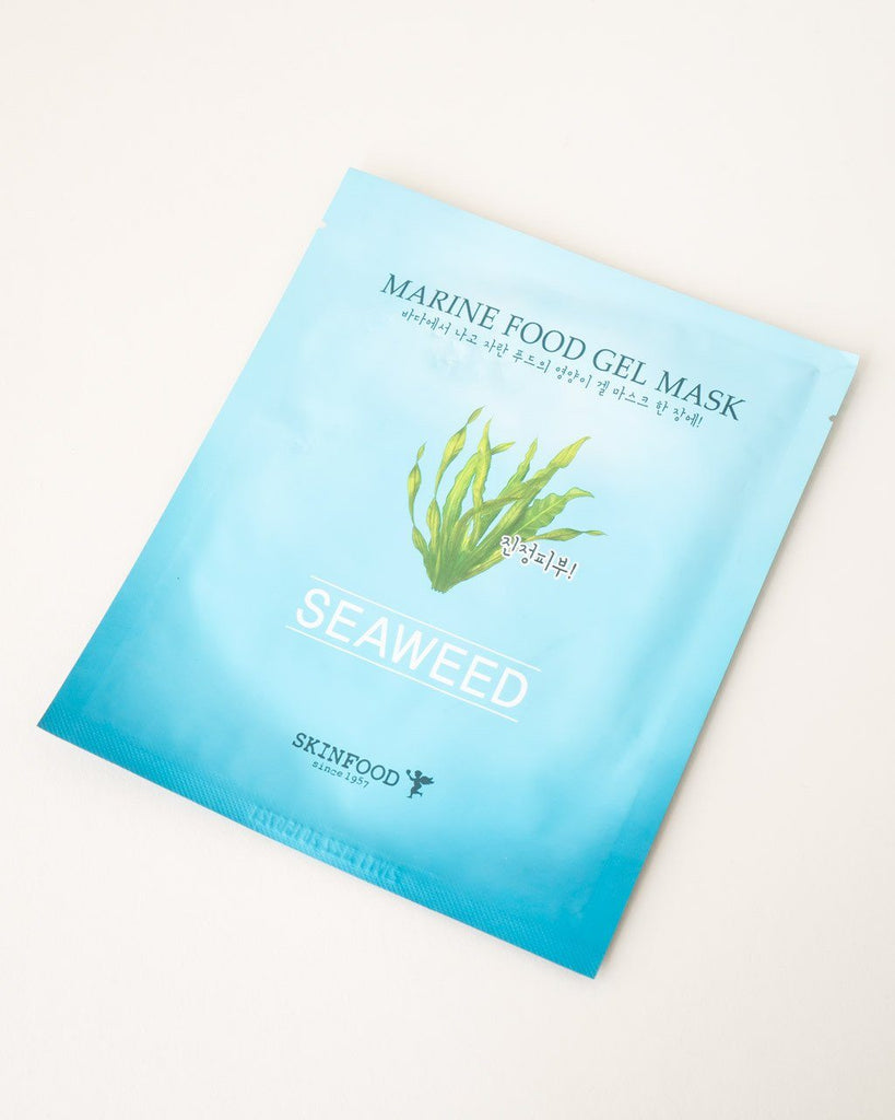 SKINFOOD Marine Food Gel Mask - Seaweed