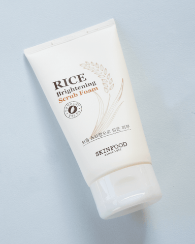 Rice Brightening Cleansing Foam