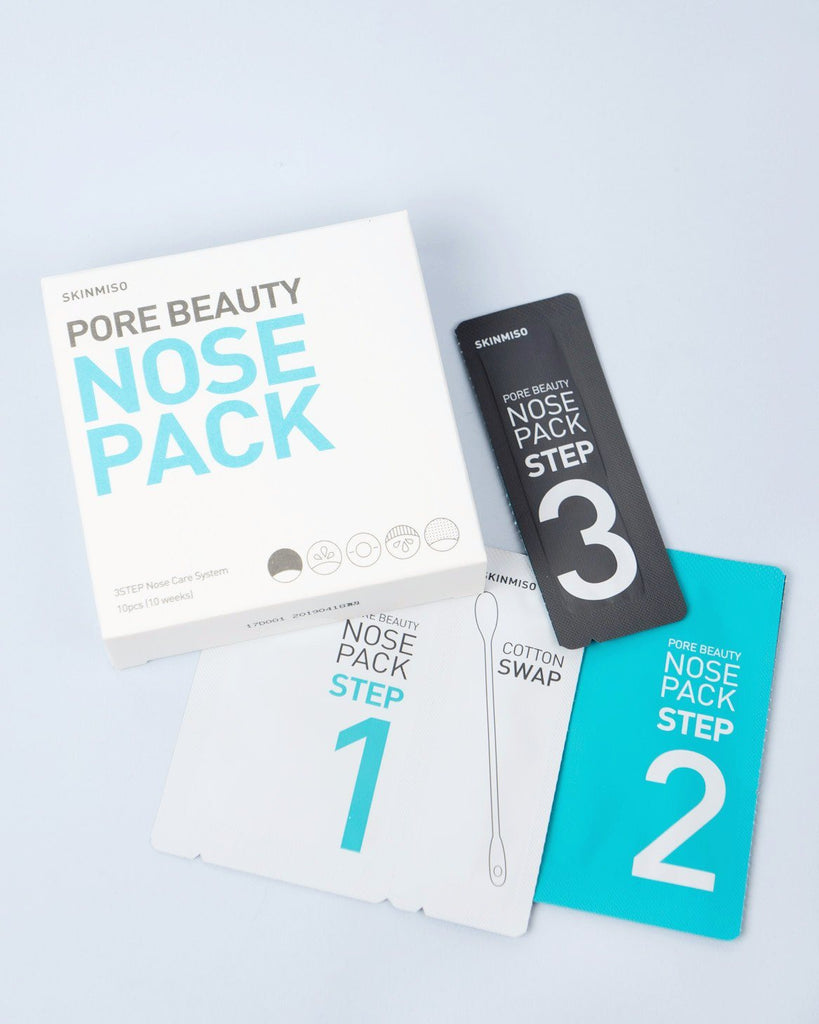 Pore Beauty Nose Pack (10 Week set)