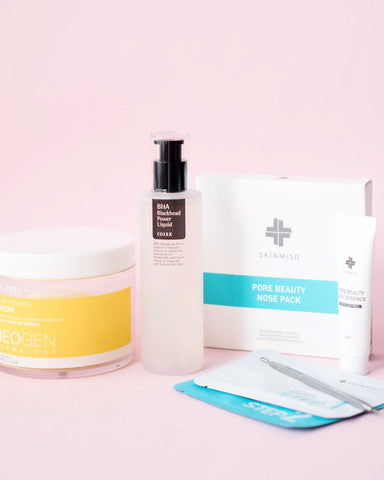 Pore Rescue Set