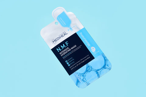 N.M.F Intensive Hydrating Sheet Mask (Single)