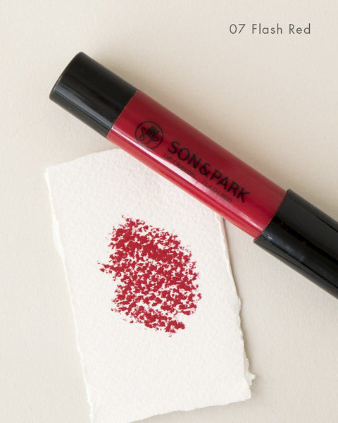 lip crayon in assorted colors by son park soko glam