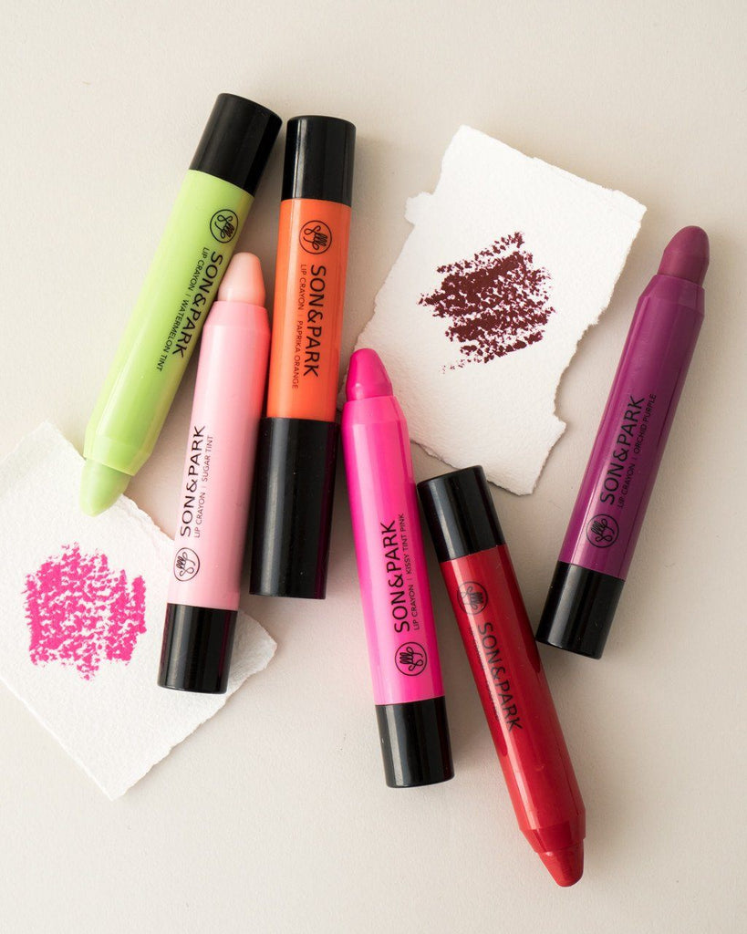 SON & PARK Lip Crayon