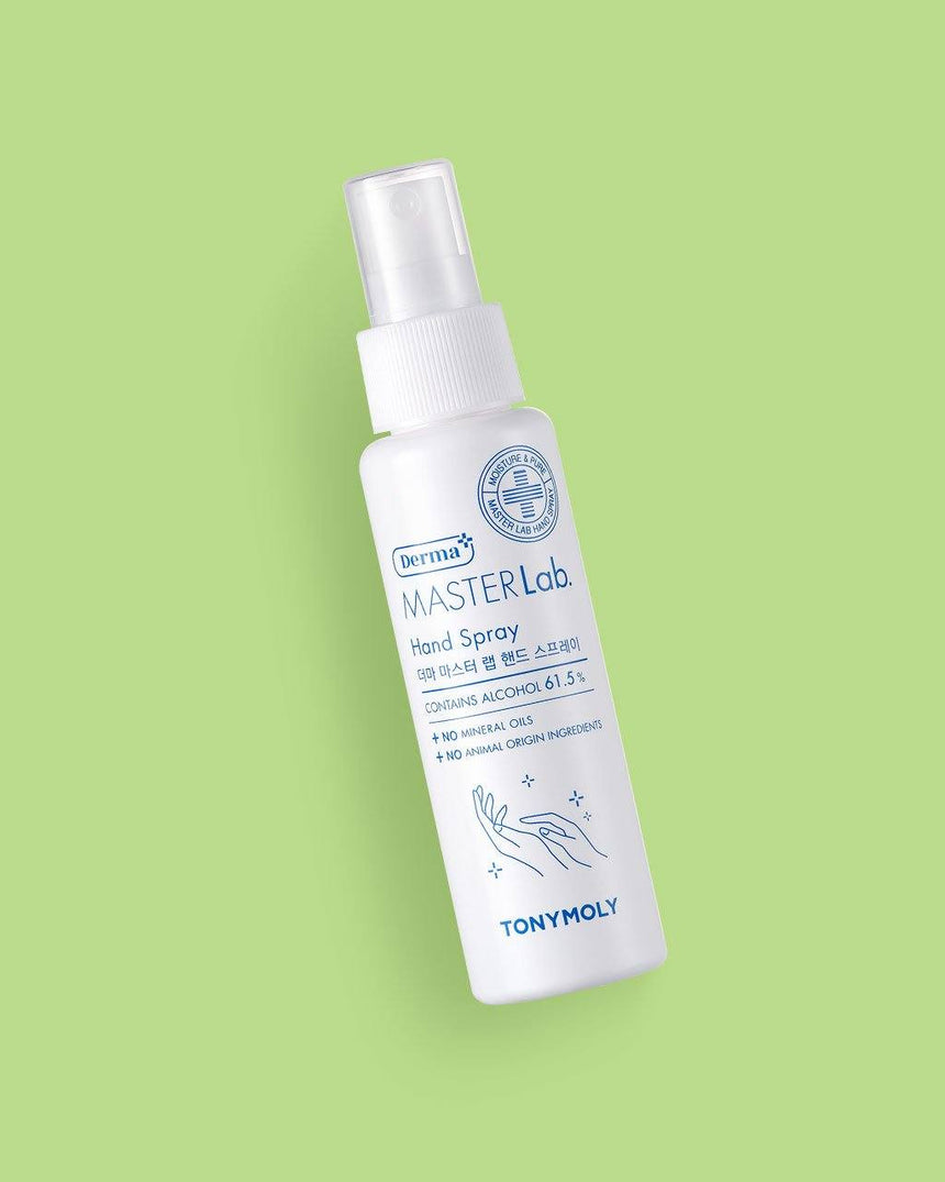 61.5% Alcohol Derma MasterLab Hand Spray
