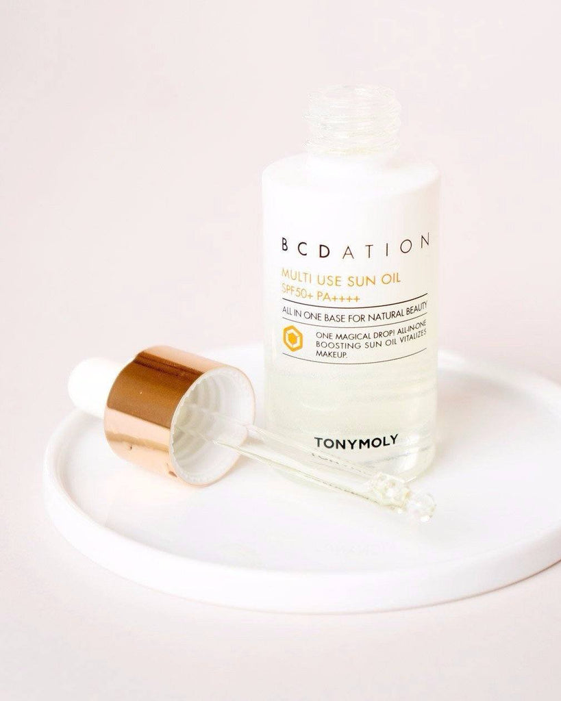 BCDation Multi Use Sun Oil SPF 50+ PA++++