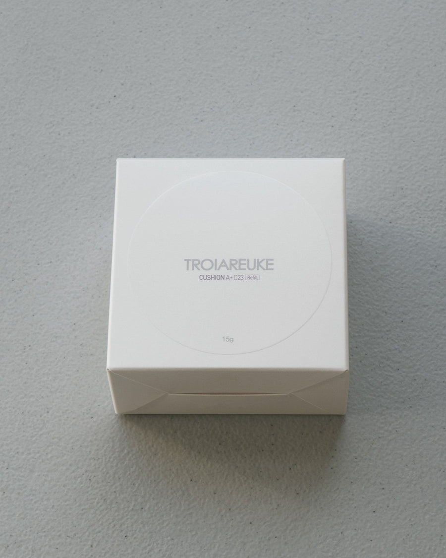 Troiareuke Cushion A+ Refill, makeup, vegan beauty, vegan skincare