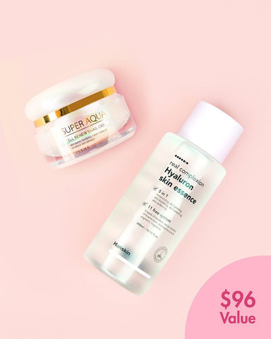 Dynamic Duo: Moisture Boosters