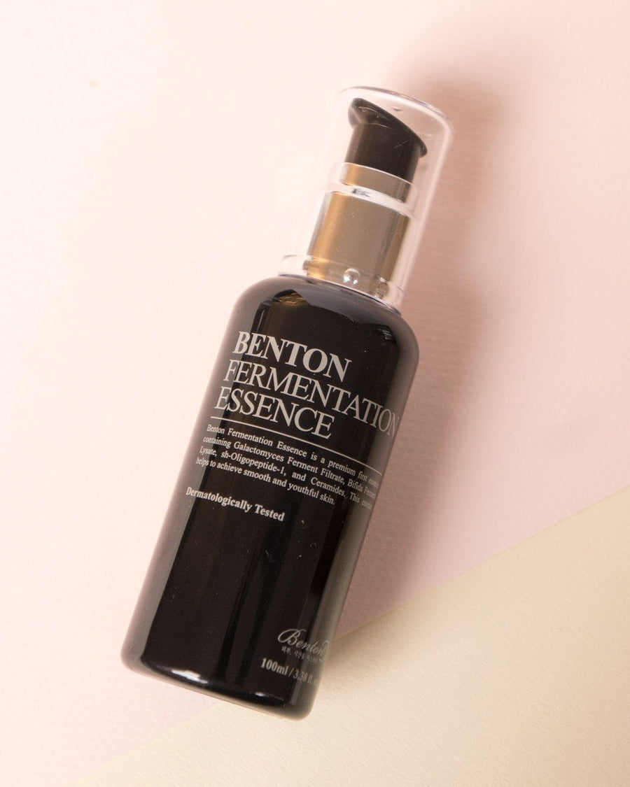 Benton, Fermentation Essence, skin care, skincare, essence