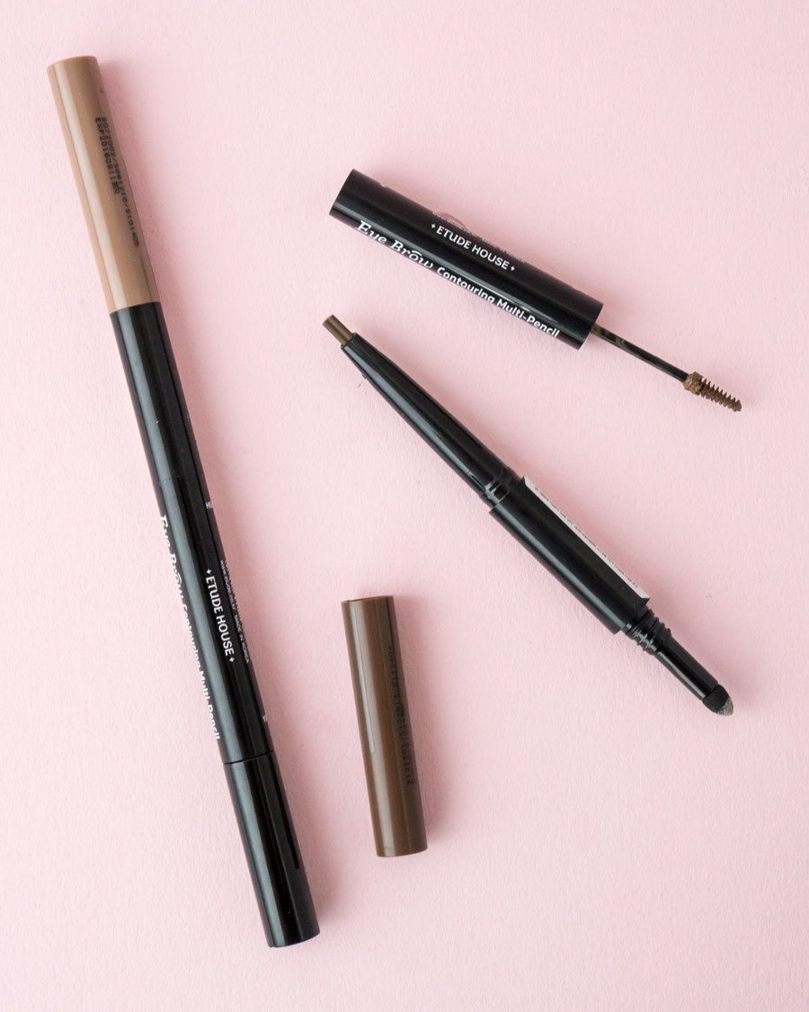 Etude House Eyebrow Contouring Multi Pencil, eyebrow pencil, makeup