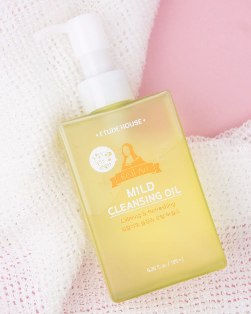 ETUDE HOUSE Real Art Cleansing Oil Mild