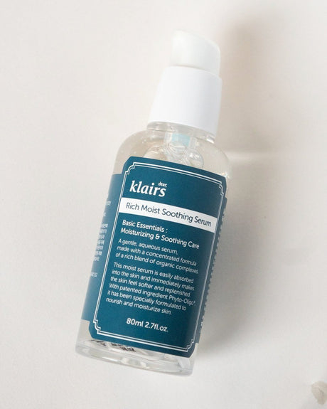 Rich Moist Soothing Serum by Klairs #3