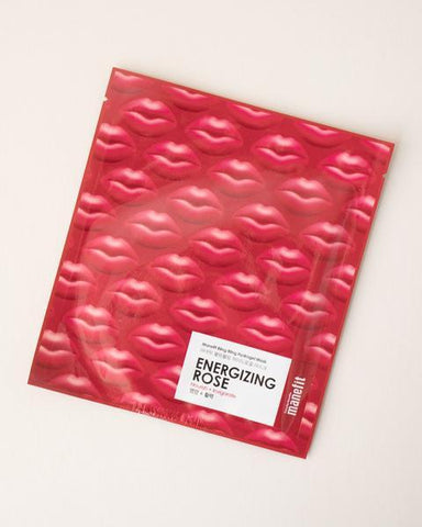 Bling Bling Hydrogel Mask - Energizing Rose