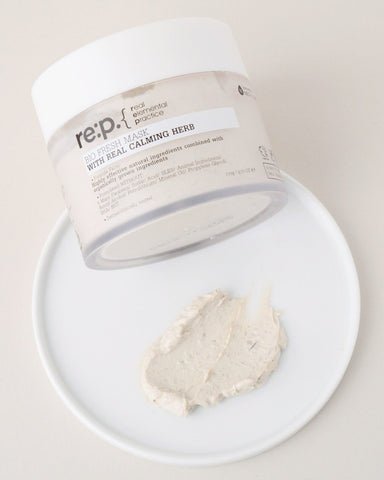 RE:P Bio Fresh Mask With Real Calming Herb, skin care, skincare