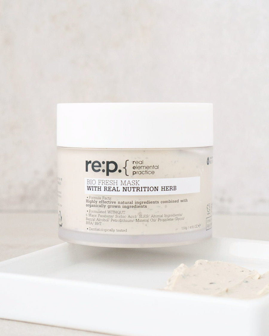 RE:P Bio Fresh Mask With Real Nutrition Herb, skincare, skin care