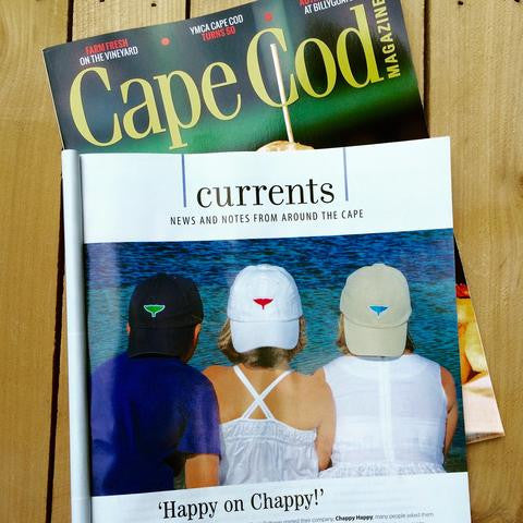 June 2016 | Chappy Happy in Cape Cod Magazine
