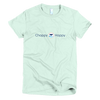 Women's Chappy Happy T-Shirt - Chappy Happy