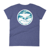 Ride the Wave Tee - Chappy Happy