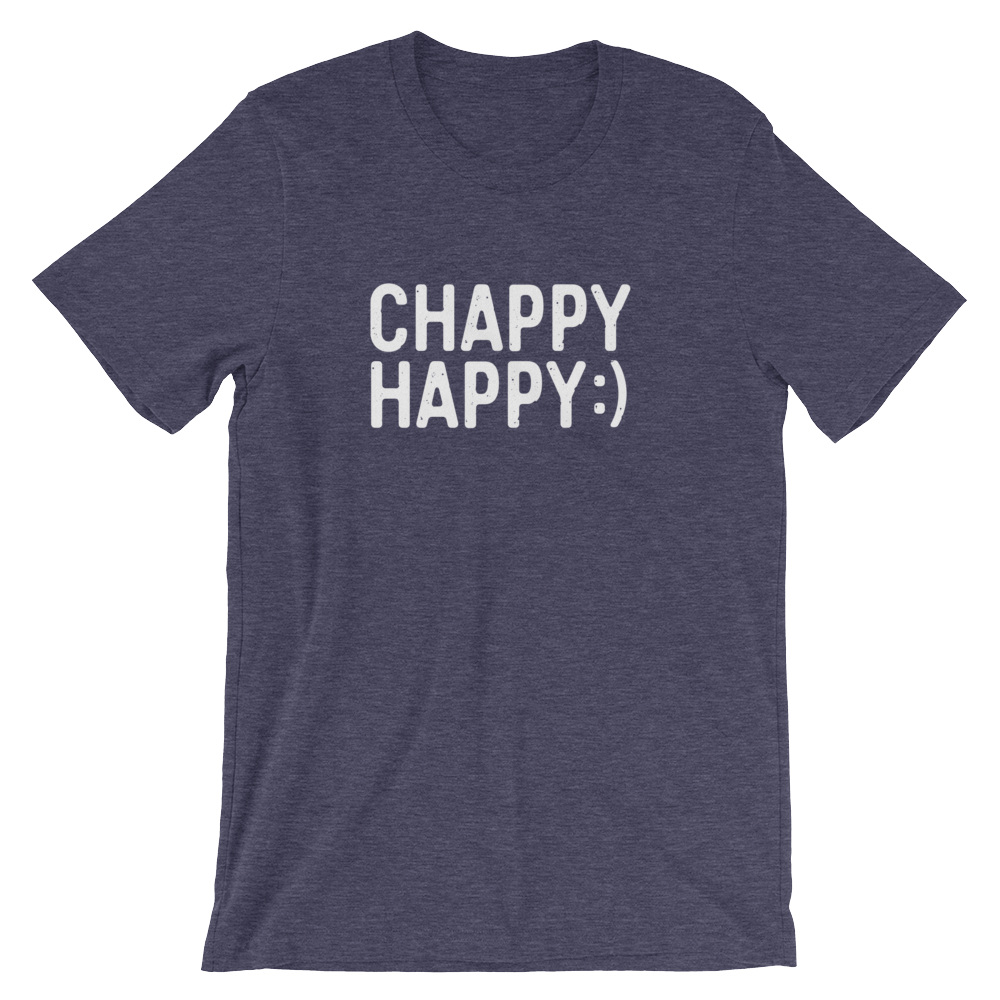 Chappy Happy :) Share-a-Smile Tee