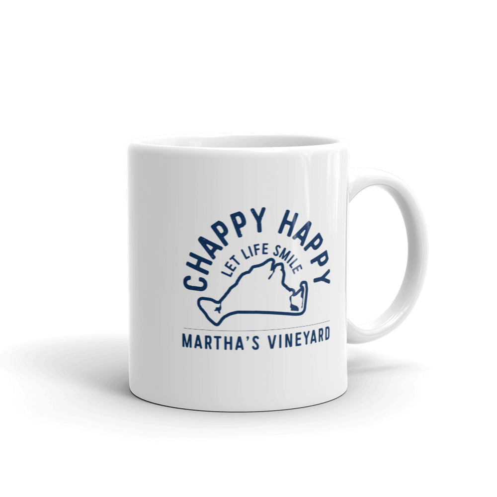 Chappy Happy MV Mug - Chappy Happy