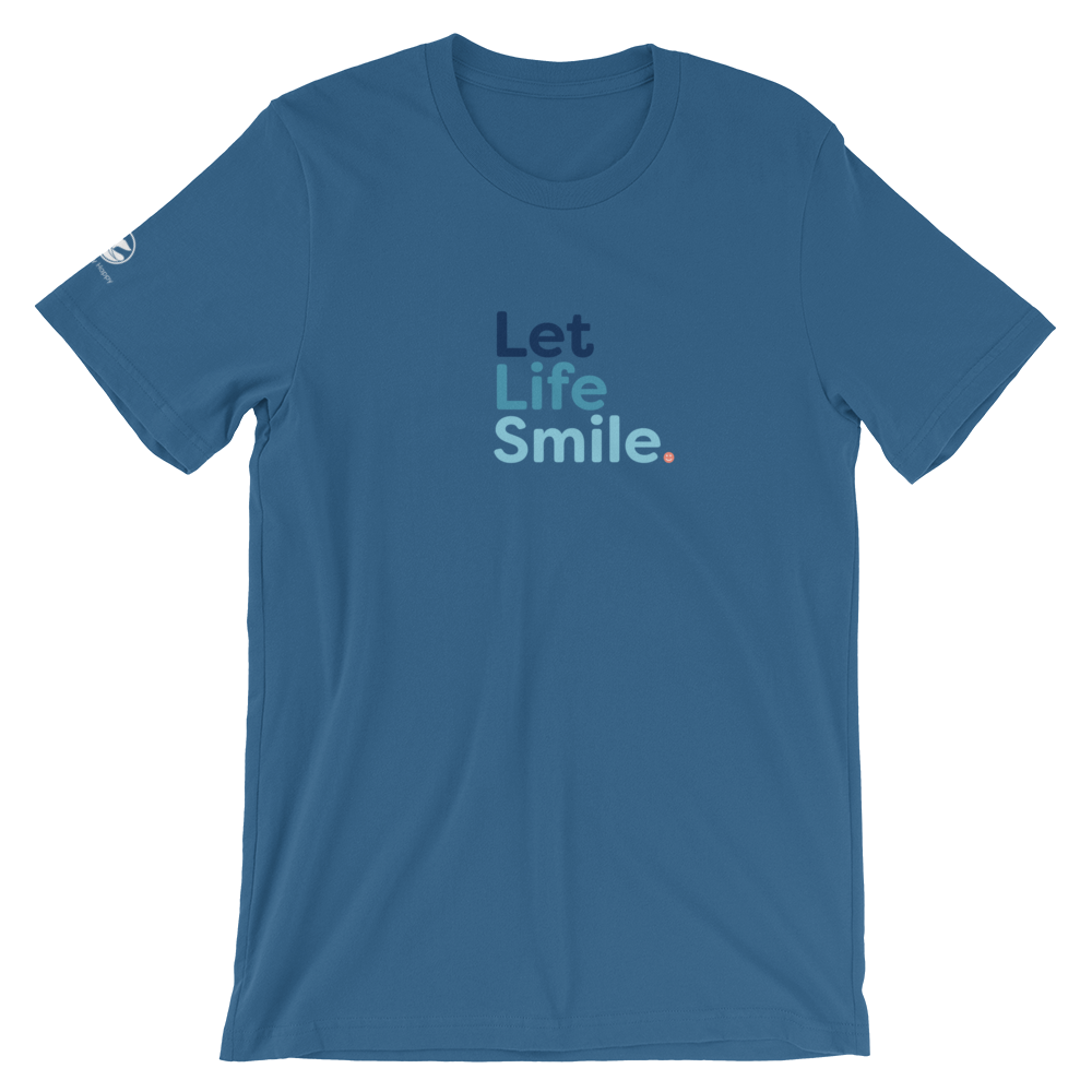 Let Life Smile Tee