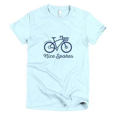Nice Spokes T-Shirt - Chappy Happy