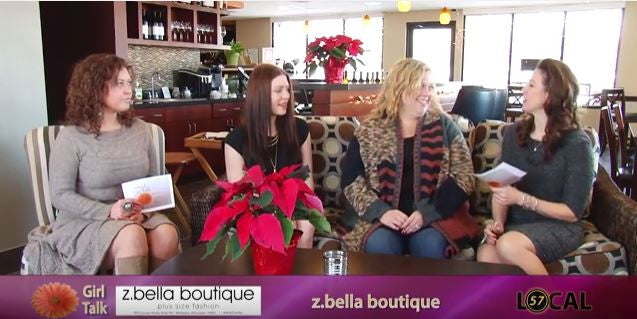 Girl Talk -- Holiday Outfit Ideas